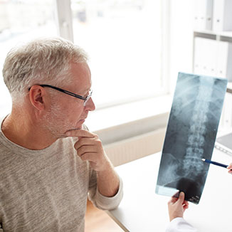 Creating an individual care plan at Reignite Chiropractic